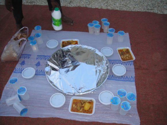 افطار صائم