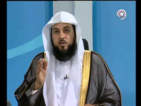 سؤال عن كفارة اليمين الشيخ محمد العريفي
